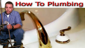 Delta Garden Tub Faucet Removal by Delta Roman Tub Faucet Repair Youtube