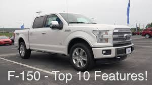 All-New Ford F150 - Top 10 Features - YouTube