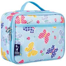 Kids Lunch Box Butterfly Garden