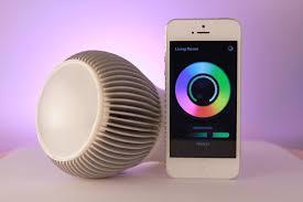 light bulb illumi light bulb top design smart wireless