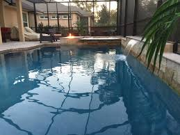 6x6 White Pool Tile by Glass Tiles For Waterline