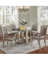 great deal on bourbon country collection 1014fcdt4c 5 piece dining