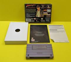 Amazon.com: Indiana Jones: Greatest Adventures - Nintendo Super NES ...