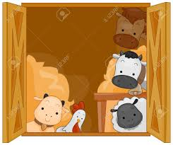 Illustration Of Cute Animals In A Barn Stock Photo, Picture And ... 37 Best Goats Images On Pinterest Goat Shelter Farm Animals Clipart Bnyard Animals In A Barn Royalty Free Vector 927 Campagne Ferme Country Living All Men Are Enemiesall Comradesall Equal Pioneer George Washingtons Mount Vernon Nature Trees Fences Birds Fog Mist Deer Barn Farm Competion Farmer Bens Hog Blog Stories Of And Family Stock Horse Designs Learn Names Sounds Vegetables With Jobis Animal Inside Another Idea To Do It Without The Mezzanine But Milking Cows The Cow Milk Dairy Cowshed Video Maine Archives Flavorful Journeys