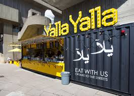 Cool Container Refit By C And S Ltd For Yalla Yalla | Cool ... Universal Food Trucks For Wednesday 523 Ghassans Fresh Mediterrean Eats Home Facebook March 2013 Tuesday 56 Yalla Yalla15 Places Everyone Must Eat Middle Eastern In Walks With Alex July 2012 The Commons Street Feast Tales Of A Cfectionist Paramount Yalla In Victoria Bc Images Collection Of Truck Roundup U Varsity Pocketful Light Archives Jacksonville Restaurant Reviews