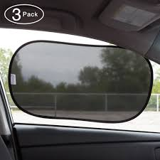 100 Sun Shades For Trucks Windshield Shade 3 Pack Carry Bag Shade With Static Cling