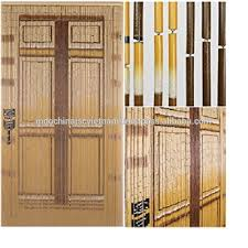 Bamboo Beaded Door Curtains by Bamboo Beaded Painted Door Curtain Bamboo Beaded Painted Door
