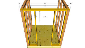 Saltbox Shed Plans 12x16 by Shed Plans Online Shed Plans 12x16 And Other Dimensions Where Do