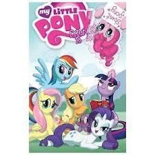 My Little Pony Book Lot
