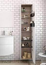 carrelage salle de bain metro un carrelage métro blanc et gris pour la salle de bain