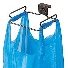 support sac poubelle cuisine mdesign porte sac poubelle support sac poubelle pratique pour les