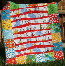 Dr Seuss Baby Bedding by 340 Best Quilt Dr Seuss Images On Pinterest Baby Quilts Dr