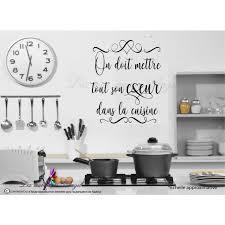 stickers cuisine phrase stickers dictons et citations les mur murs d