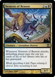 wrexial the risen deep deck for magic the gathering