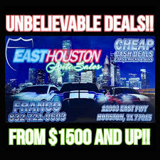 East Houston Auto Sales - About | Facebook Blessing Auto Service 31 Photos Repair 9224 Rasmus Dr Munday Chevrolet Houston Car Truck Dealership Near Me Bangshiftcom Charles Wickam Toyota Alan Duda Show Customs Top 10 Lifted Trucks Craigslist Cars New And Trucks For Truckdomeus Steps To Search Sale Big Stratospheric Power Stripes The 2016 Shelby American F150 At Even More Hot Wheel Wheels Exclusives Store Cars Trucks Deals From Craigslist Alejandro Inc Home Facebook