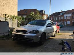 opel astra 3 portes toit ouvrant a vendre 2ememain be