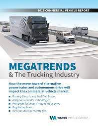 100 United Road Trucking Megatrends The Industry Enterprise Edition WardsAuto