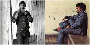Double Denim Steve McQueen And James Brown