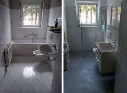 badumbau vorher nachher bilder barrierefreies badezimmer