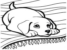 Free Coloring Book Pages Dogs Color Picture Of And Puppies Online Dog Printable Breed