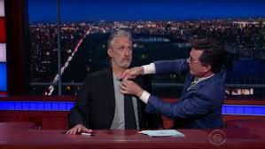 Jon Stewart Blasts Fox News Embrace Of Donald Trump