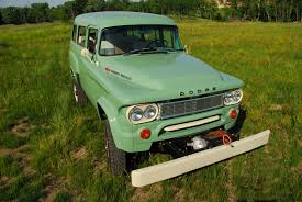 100 1962 Dodge Truck Backward Glances Town Wagons Answer To The