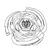 √ 7 Dessins De Coloriage Beyblade Metal Fury Imprimer