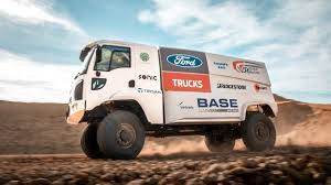 100 Ford Truck Forums FORD OTOSAN And Belgian VDR Racing Participating Dakar 2019