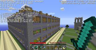 Minecraft Pumpkin Farm Tower by Lancaster History Thread Ecocitycraft Economy Top Minecraft