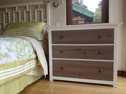 ikea hemnes dresser hack swap the drawers for a coastal