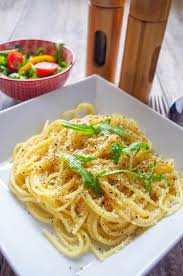 schnelle spaghetti cacio e pepe aus dem thermomix will