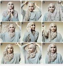 comment mettre voile islamique fashion and chic style