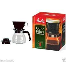 Melitta 4 Cup Coffee Makers