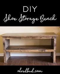 best 25 shoe bench ideas on pinterest diy bench front porch
