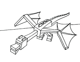 Free Minecraft Sword Coloring Pages Dragon Online Printable Full Size