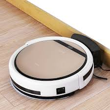 ILIFE V5S Pro Smart Robotic Vacuum Cleaner Cordless Dry Wet Sweeping