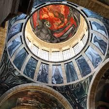 los murales de josé clemente orozco en el hospicio cabañas