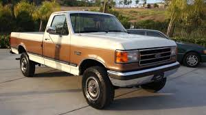 1991 Ford F-250 4X4 Pickup Truck 1 Owner 86k Miles For Sale - YouTube