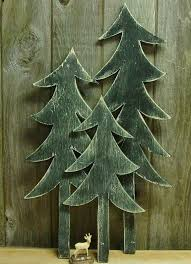 Vintage Wooden Christmas Tree Signs 2013 Wall Art For