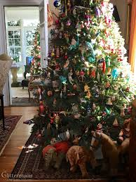 Christmas Tree Shop Henrietta Ny by Christmas Tree Glittermoon Vintage Christmas