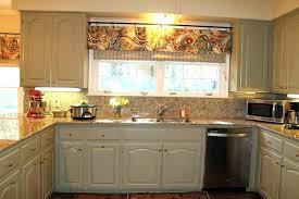Burlap Kitchen Valance Coffee Bag Curtains Valances For Windows Large Size Of Curtain Ideas