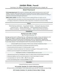 Clinical Pharmacist Resume Community Examples Unique Samples Free Best Salary