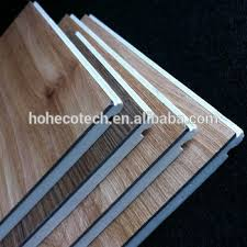 7mm Thickness Wpc Laminate Flooring Waterproof Pvc Laminated