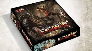 Escape - A Boardgame In The EDEN Universe By Taban ...