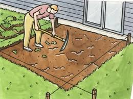 How to Build a Sand Based Patio