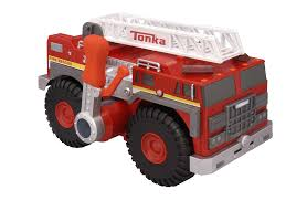 100 Tonka Fire Rescue Truck Strong Arms Engine And Garbage S Honored With Dr