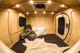 Teardrop Caravans Design Led Lighting