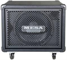Mesa Boogie Cabinet Speakers by Mesa Boogie 1x15 Powerhouse Bass Speaker Cabinet And More Bass