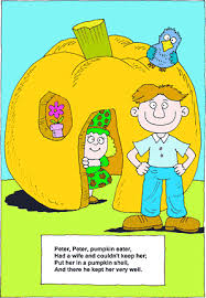 Peter Peter Pumpkin Eater Rhyme Free Download by Christian Book Read