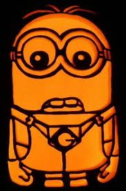 Minion Pumpkin Carvings by 7 Best Halloween Images On Pinterest Halloween Pumpkins Jack O